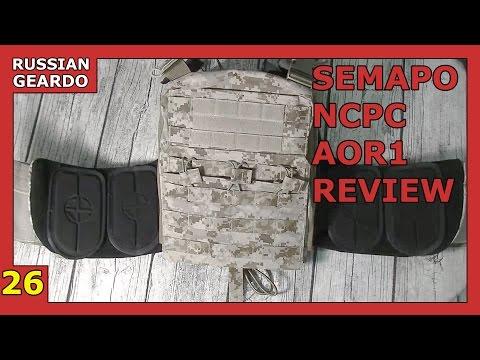 Episode 26 - Semapo Gear NCPC replica AOR1[Russian Geardo] (21+)