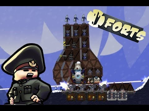 Forts - It's a trap! (3 drops on normal) |