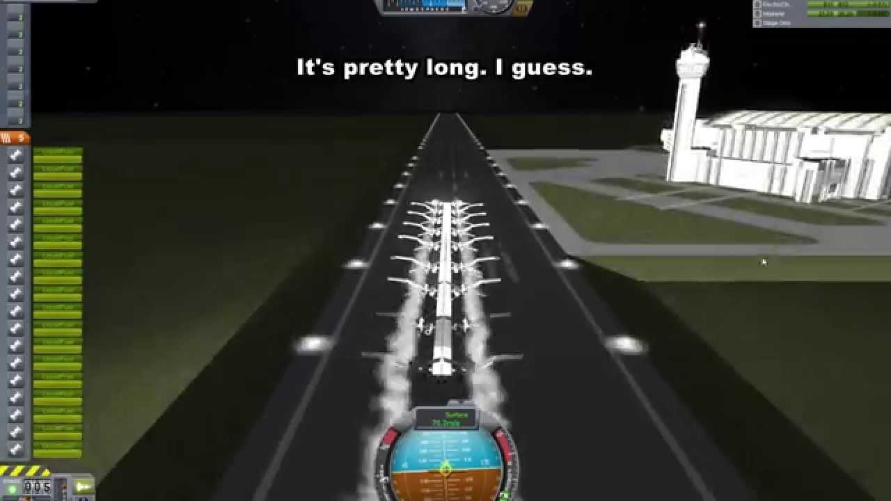 Kerbal Space Program Mun Bridge YouTube
