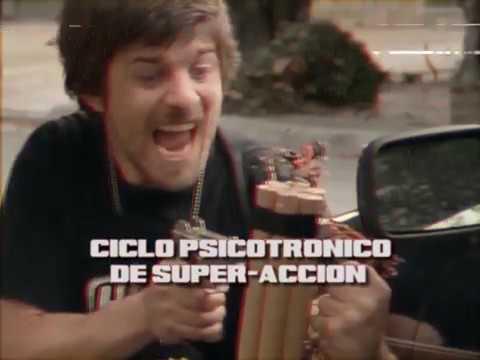 Ciclo Psicotrónico de SUPER-ACCIÓN! / Shaft + Policompañeros Motorizados
