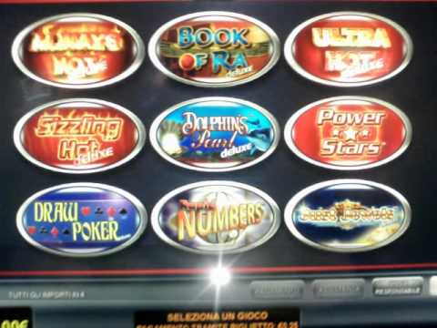 SLOT MAGIC CASINO SALA VIDEOLOTTERY