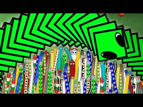 WormsZone.io 1,900,000+ Score Epic Worms Zone Gameplay #2