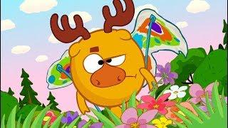 бабочка - Смешарики 2D  Мультфильмы для детей