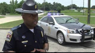 JACK ROYER RIDES ALONG WITH STATE TROOPER