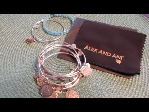 ALEX & ANI Bracelet Collection! Disney & Regular | Bags4Bubbles