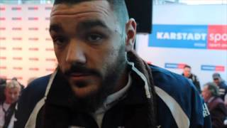 YOUNG KING FURY - 'I HAD A DREAM TYSON FURY WILL KO KLITSCHKO IN 5 ROUNDS / KLITSCHKO v FURY