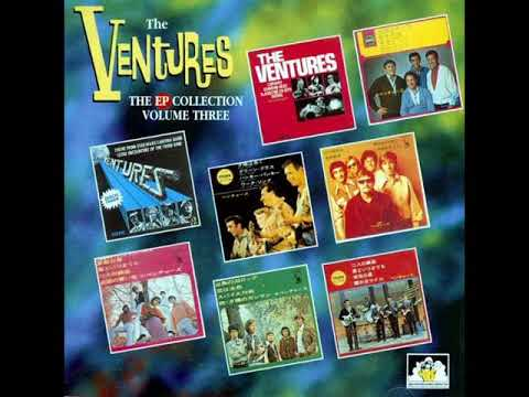 THE VENTURES - THE EP COLLECTION 3