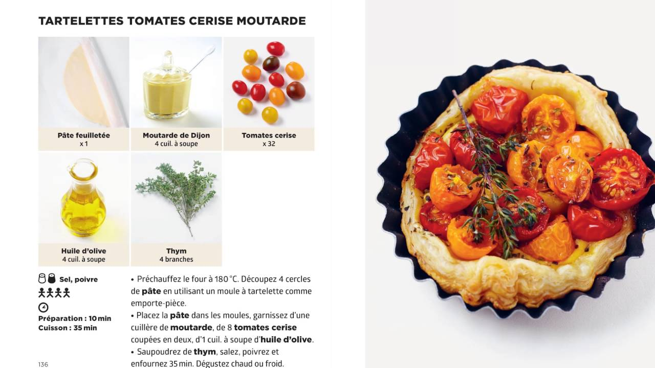 Simplissime youtube for Livre cuisine simplissime