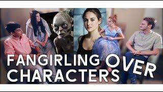 Fan Boy Girling Over Fantasy Characters Episode 3
