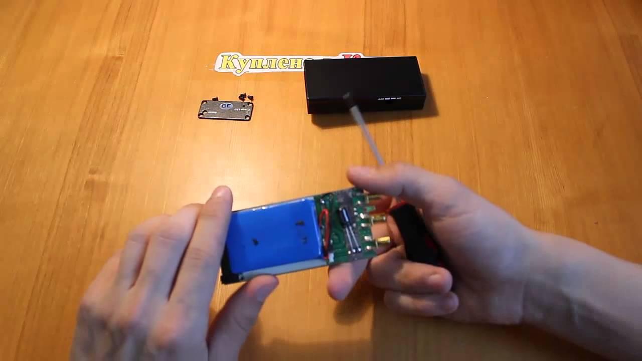 Как сделать глушилку сотовой связи 95
