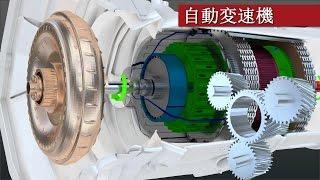 自動変速機(オートマチックトランスミッション)の仕組みとは? thumbnail