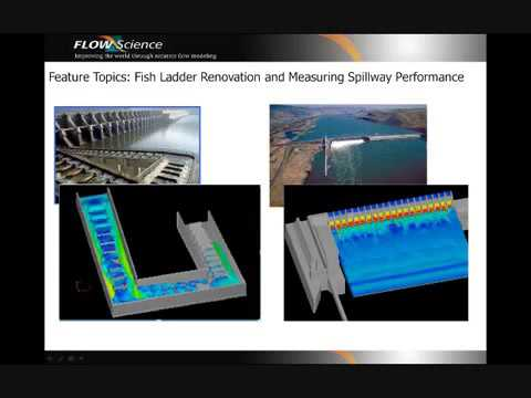 Optimizing Design and Operation of Hydraulics Structures using CFD