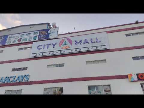 City Mall in Dar es Salaam, Tanzania