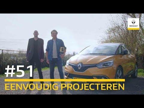 Renault Life met Thomas de Wolf - Eenvoudig projecteren #51