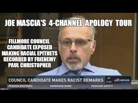 Joe Mascia Apologizes for N-Word Name-Calling of Black Buffalo Officials