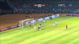 Highlights Arema Cronus Vs Persib Bandung [2-0] Final Piala Bhayangkara 3 April 2016
