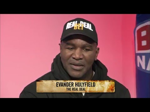 Evander Holyfield - Interview with BoxNation