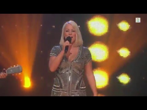 Espen Lind : Friday Im In Love   Intro FINALE The Voice Norge 2015