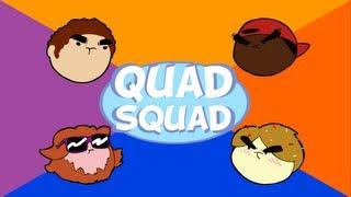 Game Grumps Collab-Quad Squad