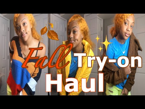 FALL TRY-ON HAUL ! 😩😍🍂 ft. LovelyWholeSale