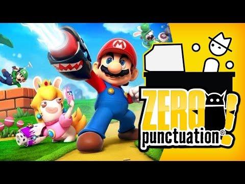 Mario & Rabbids Kingdom Battle (Zero Punctuation)