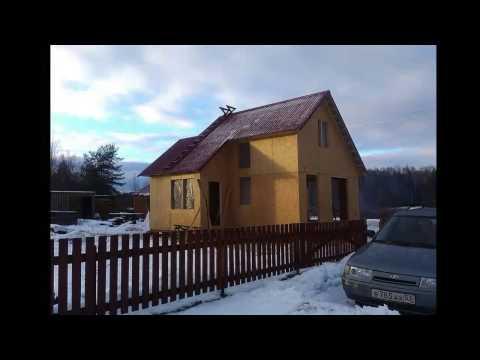Дома из бруса под ключ от ПСК Дом Сказка проекты и