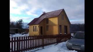 Як побудувати будинок з бруса своїми руками покрокова інструкція з фото