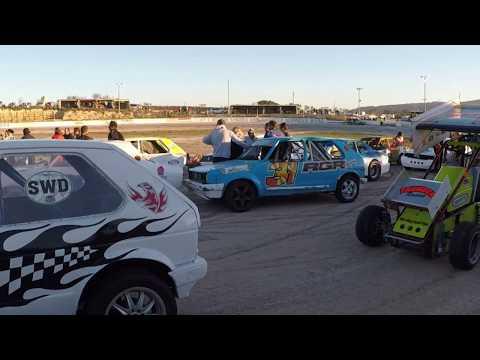 Stock Car Racing Bredasdorp, Cape Town