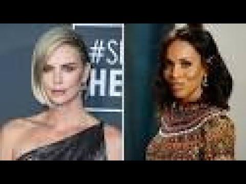 Netflix's the School of Good & Evil has cast Charlize Theron & Kerry Washington!
