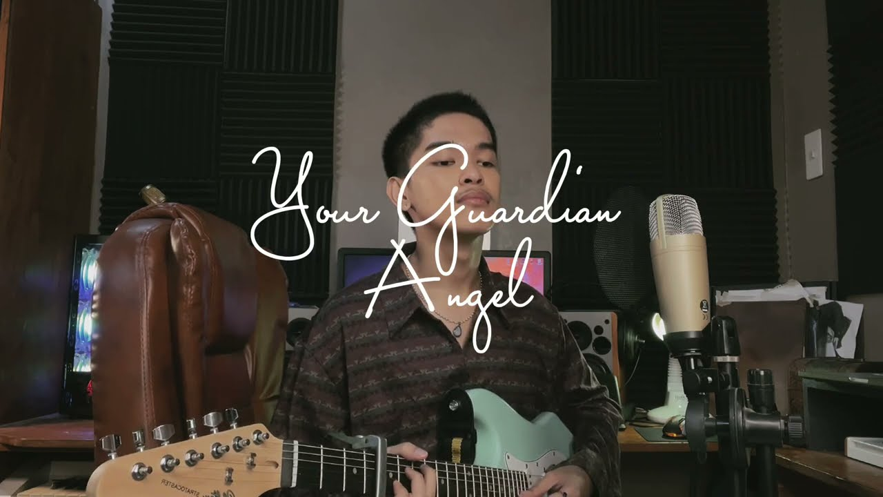 Your Guardian Angel (cover by Arthur Miguel)