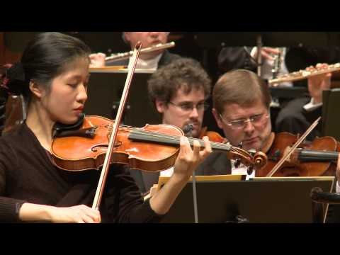 Sophie Wang performs Max Bruch's Violin Concerto No.1 G minor, op. 26