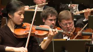 Sophie Wang performs Max Bruch