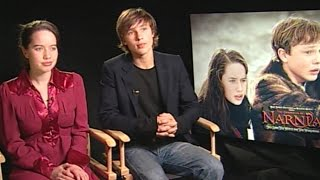 'The Chronicles Of Narnia' Interview