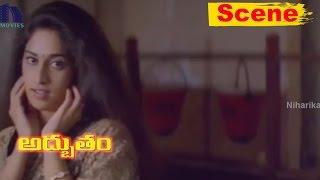 Shalini Proposed Her Love To Ajith - Emotional Love Scene - Adbutham Movie Scenes