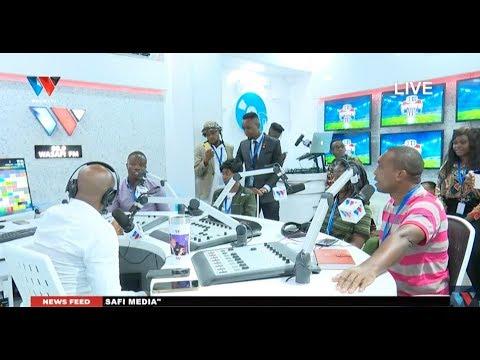 #LIVE : SPORTS ARENA NDANI YA WASAFI FM 88.9 (JAN 17, 2020)