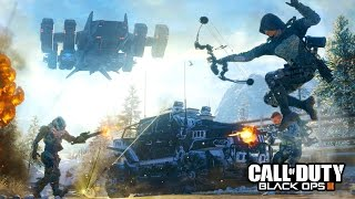 Call of Duty: Black Ops 3 - Multiplayer BETA Gameplay LIVE! // Part 3 (Call of Duty BO3 Multiplayer)