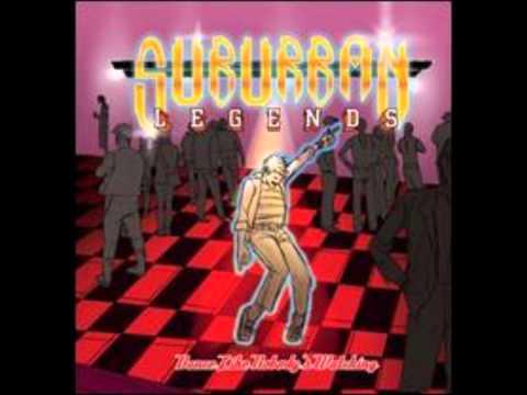 Suburban Legends - Hey DJ
