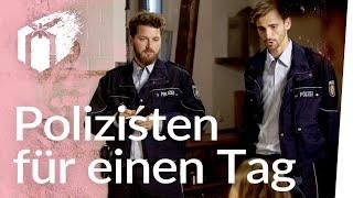 Fynn & Hauke als Polizisten bei Wishlist | Kliemannsland