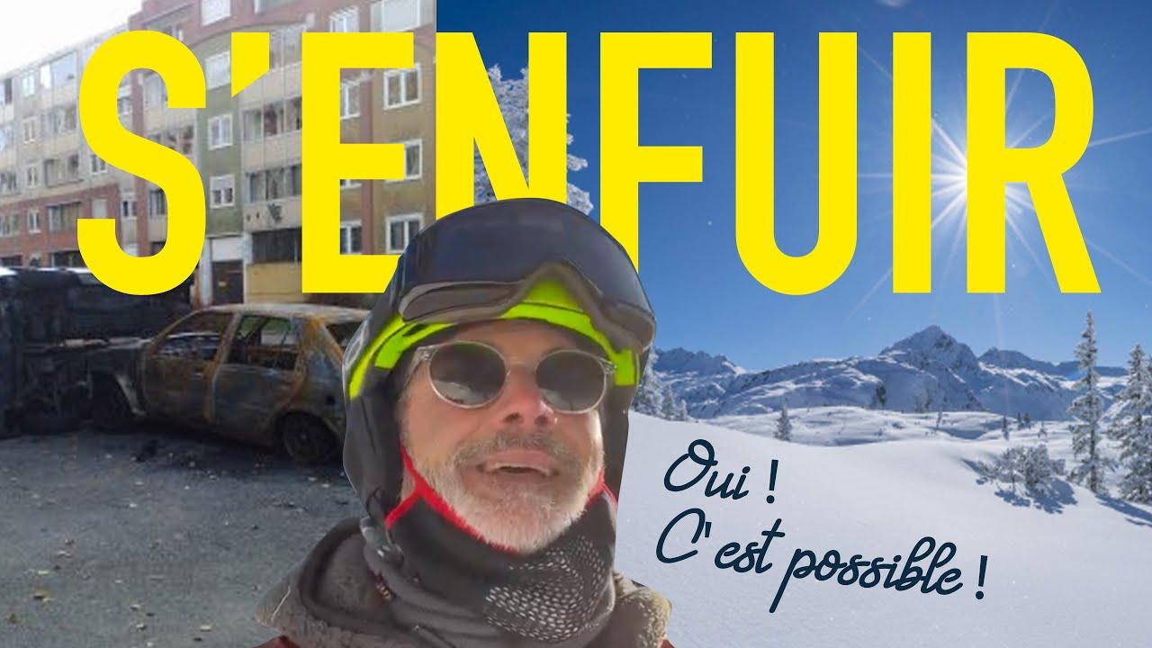 De Trappes aux Alpages Suisses : S'enfuir est possible !