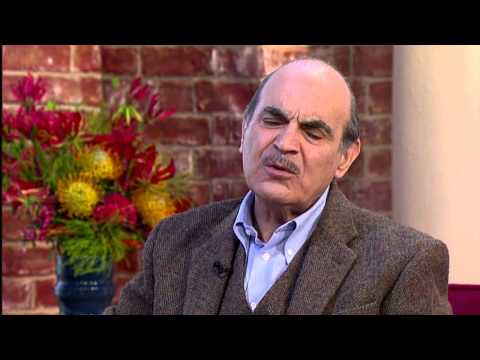 Holly and Phil chat with David Suchet  13th Nov 2013