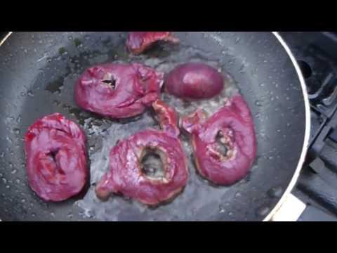 Kaingaroa ..Pig Hunting NZ Eating Boar Heart..