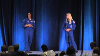 ISSRDC 2015 - Astronaut Keynote Address and Lunch