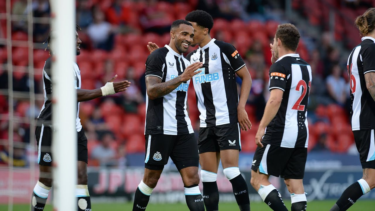 Download Doncaster Rovers 2 Newcastle United 3 | Pre-Season Friendly Highlights