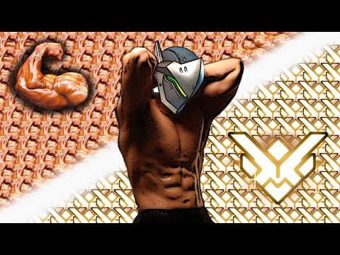 How/Why a Bodybuilder Can Get Grandmaster in Overwatch