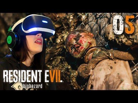 RESIDENT EVIL 7 VR - Marguerite's Domain