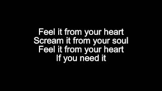 Dizzee Rascal - Scream ft. Pepper ( Lyrics)