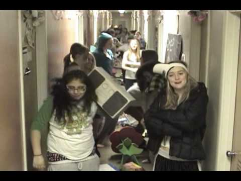NCU Burke Hall 2010 Music Video