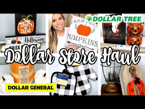 DOLLAR TREE & DOLLAR GENERAL HAUL | DOLLAR STORE NEW FINDS | AUGUST 2019