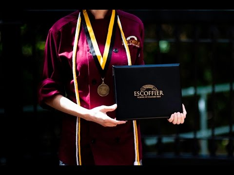 Escoffier Austin Commencement Ceremony: February 28, 2015