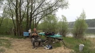 Весной на Днестр. Рыбалка 1 ч